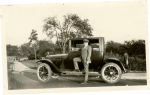 Alfred Schauer founded Schauer & Reed Insurance Agency in 1919.